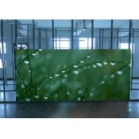 Quality Indoor Full Color Rental LED Display , LED Curved Screen with Good Performance for sale