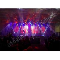 High Level Protection Rental LED Display Energy Saving 3.91mm Pixel Pitch