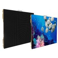 Quality P6.25 Waterproof  External Led Screen Portable and Super Slim Cabinet for sale