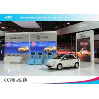 Buy High Brightness P7.62  SMD3528 Indoor Advertising Led Display Screen For Auto Show at wholesale prices