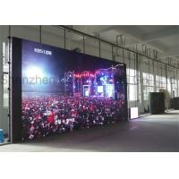 Dynamic Outdoor Full Color LED Display Asynchronous with Simple Frame for Supermarket