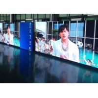 High Grey Scale Commercial Advertising LED Display P4.81 Front And Back Service