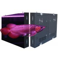 Quality 62500 dots/㎡ Advertising LED Display Screen , P4 SMD Led Advertising Panel for sale
