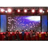Buy HD Digital Rental Video Wall For Stage/Public Events Like Wedding, Music Concert, LED Screen Outdoor P4.81 SMD Lamp at wholesale prices
