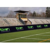 Quality Large Football Stadium LED Display Outdoor Full Color Water Resistant for sale