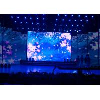 Quality High Gray Scale Indoor Fine Pitch Led Display 640000 Dots / ㎡ For Meeting Roomet for sale