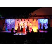Buy Indoor Full Color P6 Rental Stage LED Screen Die-cast Aluminum Cabinet at wholesale prices