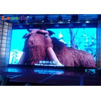 Quality SMD2121 HD Indoor Rental LED Display P4 , Led Video Wall Rental 1600 nits for sale