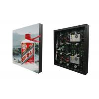 Quality 111111 dots/㎡ Indoor Fixed LED Display For Advertising , P3 Indoor Led Display for sale