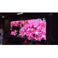 600*337.5mm High Definition Led Display Adversting SMD1010 Chip 800CD/Sqm Brightness