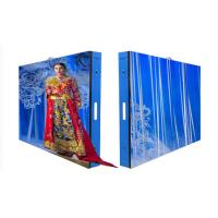 Quality SMD2121 Lamp P3 Video Wall , Outdoor Advertising Led Display 3MM Pixel pitch for sale