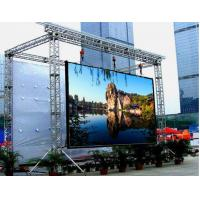 China Epistar Chip Outdoor Rental LED Display 5.95mm Pixel Pitch SMD1921 100000 Hours Life Span on sale