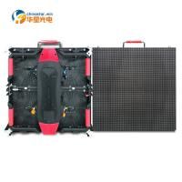 China Full Color P3.91 Outdoor Rental LED Display 500*500mm Die Casting Panel SMD1921 on sale