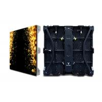 Quality Full Color Dance Floor Led Display , P5.95 Rental Panel 500 x 500 mm for sale