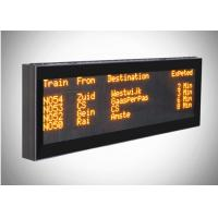 Quality Led Traffic Signs P4 / P5mm SMD  / Outdoor LED Advertising Video Sign Board for sale