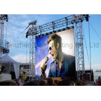 P6mm SMD2727 LED Video Screens For Outdoor Wedding