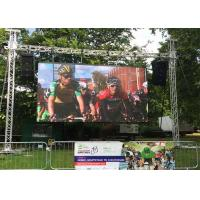 Buy Rental LED Display Stage Background Big LED Screen Vivid Image Video Wall P4.81 Energy Saving at wholesale prices