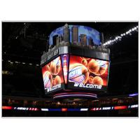 Quality Cube Basketball Court / Sport Stadium LED Display 1R1G1B P6 Full Color for sale