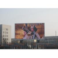 Quality 6000 Nits Brightness Advertising LED Display Screen SMD2727 Lamp 6MM Pixel Pitch for sale