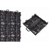 China Outdoor Rental LED Display High Brightness 500mm*500mm Panel IP65 For Stage on sale