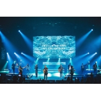 Buy 500x500mm SMD1921 P3.91 Outdoor Rental LED Display For Concerts at wholesale prices