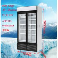 Buy Customize Commercial Display Freezer For Restaurant / Supermarket at wholesale prices