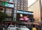China Wall Mounting 8mm Front Service Led Display Advertising RGB Over 8000cd Brightness on sale