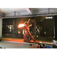China Small Pixel Pitch Front Service Led Display Rgb Die Casting Aluminum Cabinet on sale