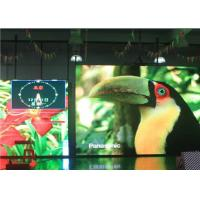 Buy Highlight Full Color P6 Led Digital Display Board , Outdoor Led Video Display High Contrast at wholesale prices