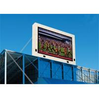 Quality Large Outdoor Stadium LED Display , P10 Stadium Display Screen SMD 3535 for sale