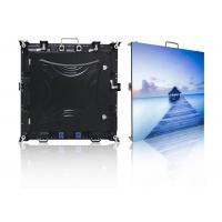 Quality P3 LED Advertising Display Screen For Big Events , Ultra Thin Full Hd Led Display for sale