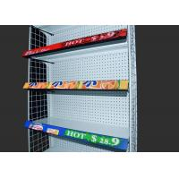 Quality P1.25 COB Poster LED Display Goods Shelf Signage Full Color Screen 1R1G1B for sale