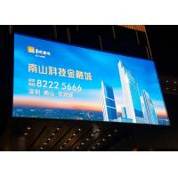 Quality SMD2727 Outdoor Advertising LED Display Screen P6 Full Color 6000 Nits Brightness for sale