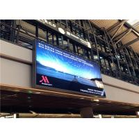 Quality P4 Digital Advertising Display Screens , Full Color Smd Led Display Screen Indoor for sale
