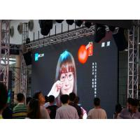 Quality P4.81 External LED Screen , Stage Rental LED Display 1/13 Scan Driving for sale