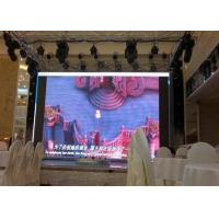 New design easy move p3.91 digital panel 3x4m mobile led billboard background video wall wedding stage rental led screen