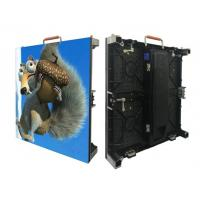 Quality P3.91 Backdrop Outdoor LED Video Wall Easy To Transport With Good Flatness for sale
