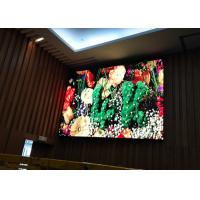 Quality Full Color Indoor Fixed LED Display / LED Panel for Concert  / TV Station for sale