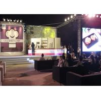 Buy Light-weighted P4.81 Outdoor Rental Led Display with kinglight SMD2525 at wholesale prices