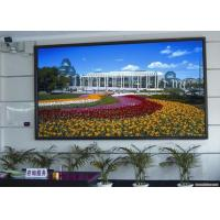Quality P4 Indoor Fixed LED Display 62500 dot/㎡ Density , Full Color Led Wall for sale