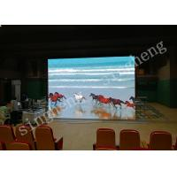 Buy P4 Indoor Full Color Rental LED Display 1R1G1B Pixel Configuration Easy To Install at wholesale prices