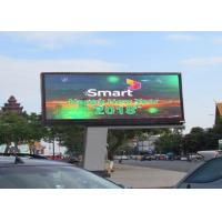 Quality Commercial DIP P10 Outdoor Front Service LED Display LED sIGN For Business Advertising for sale