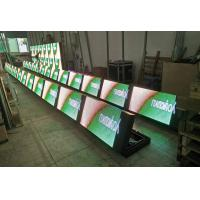 P10 Front Opening Full Color LED Signs IP 65  ISO 9001 Approved For Advertising