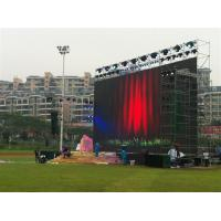 China 1/16 Scan P3.91 Outdoor Rental LED Display High Definition RGB Sport live event on sale