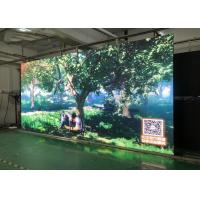 Quality P3 Rental Led Display / Super Slim Led Screen Hire 192mmx 192mm Module dimension for sale