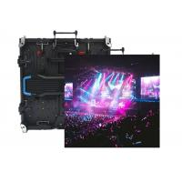 Quality Concert Live Filed Full Color HD Outdoor Rental LED Display P6.25 Long Lifespan for sale