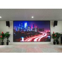 Quality SMD P2.5 Indoor Full Color LED Screen 1000 Nits Brightness Wide Viewing Angle for sale