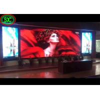 Portable Indoor Full Color Led Panel P3.91 P4.81 P5.95 Cabinet With Meanwell Power