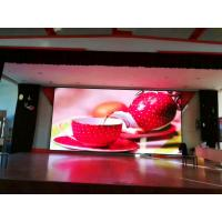 China SMD2121 RGB LED Stage Screen Rental 500 X 1000mm Ultra Light LED Advertising Board P5 P6 on sale