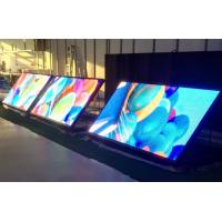Waterproof Front Opening 10mm LED Display / SMD LED Display Screen For Physical Sports